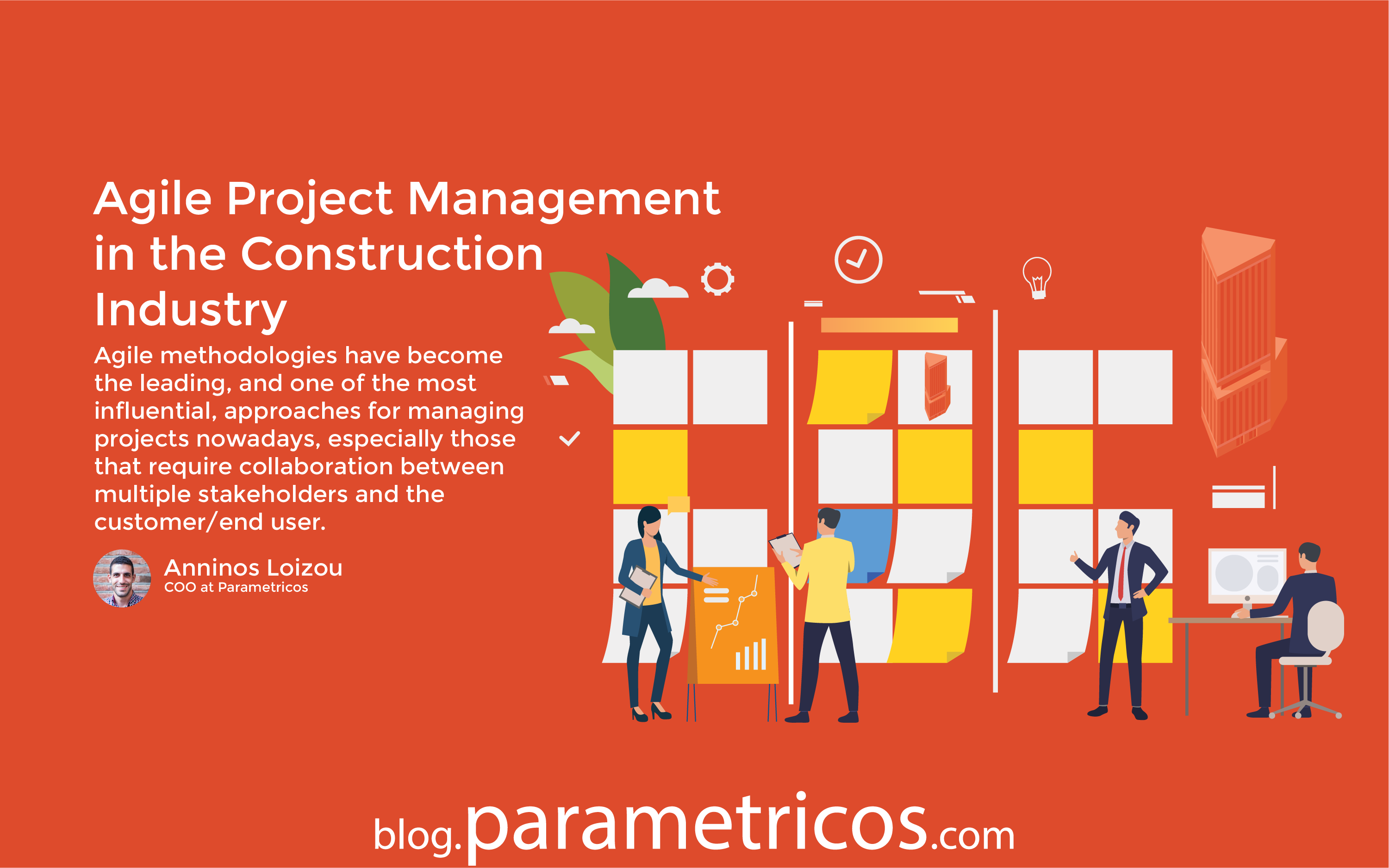 Agile project management in the construction industry